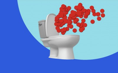 Flushing may release coronavirus-containing 'toilet plumes'