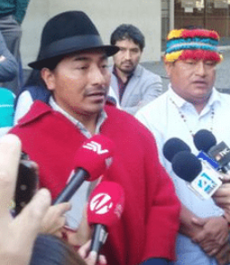 Indigenous protest against fuel prices begins tomorrow as government warns against road blocks