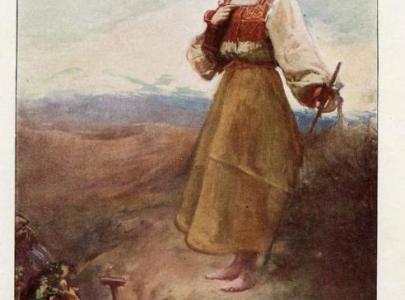 Yo también soy la pastora Marcela