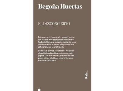 """Reseña de """"El desconcierto"""" de Begoña Huertas"""