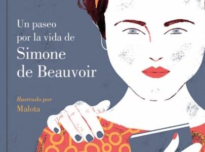 Reseña de Un paseo por la vida de Simone Beauvoir