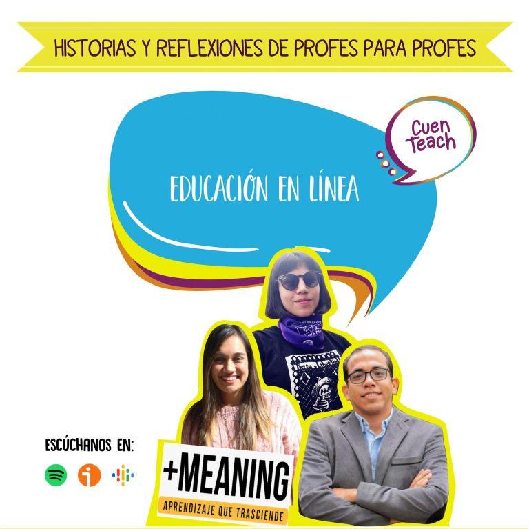 Podcast: retos de la educación en linea