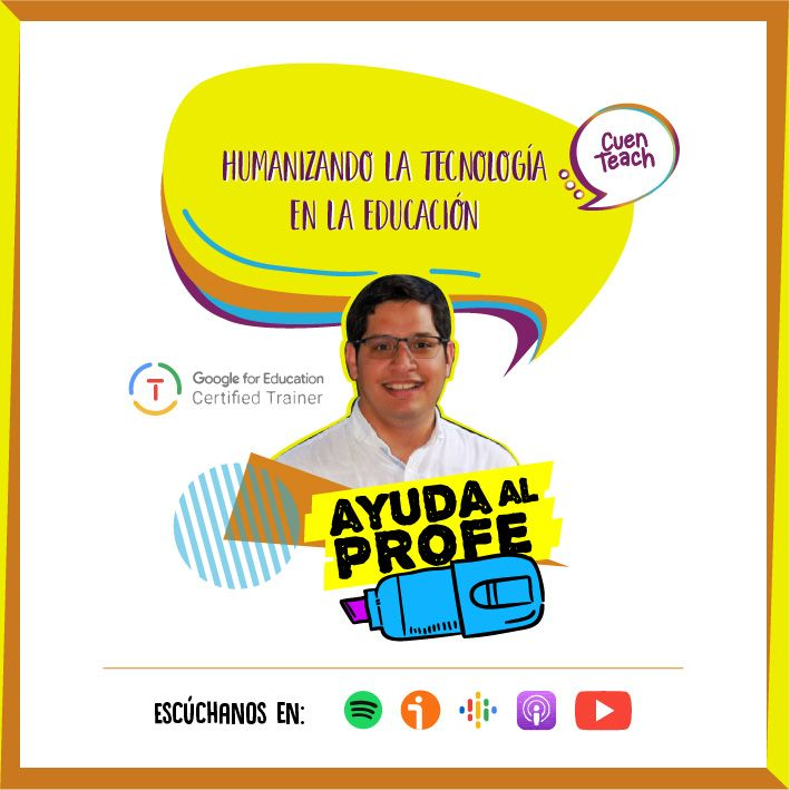 Podcast con Ayuda al profe