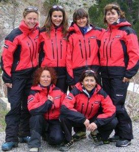 """Expedición """"Mujeres Trangoworld al Nanda Devi"""" en marcha 1"""