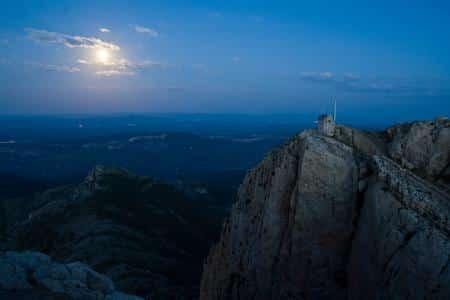 Marcha nocturna y amanecer desde el Peñagolosa 1