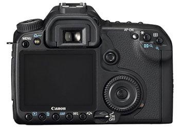 Camara nueva, Canon EOS 40D 1