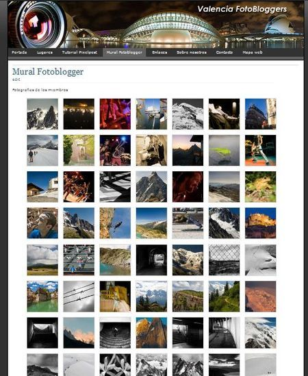 Presentacion de Valenciafotobloggers.org 1