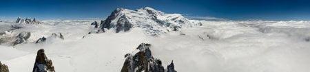 Alpes: Subida a la Auguille Du Midi y Chamonix 9