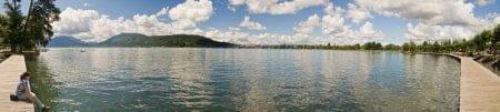 Alpes: Dia de turismo, Annecy 4