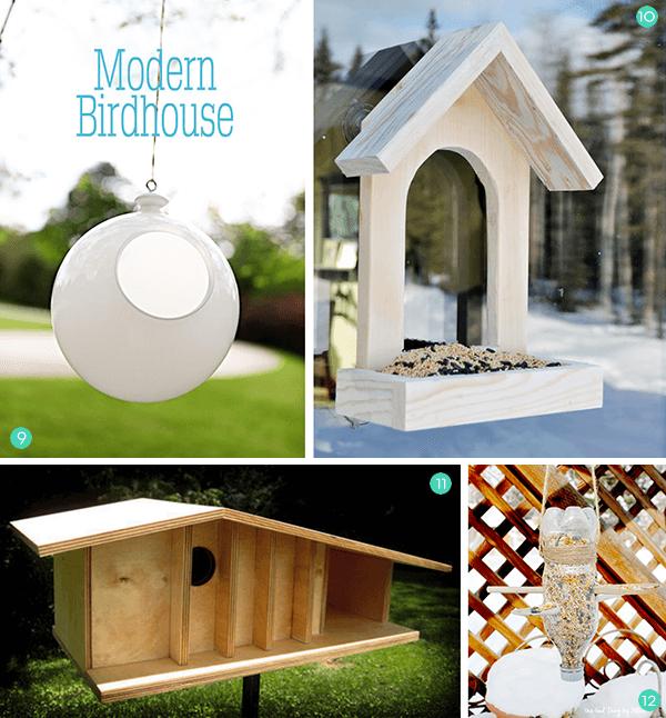 creative birdhouse ideas