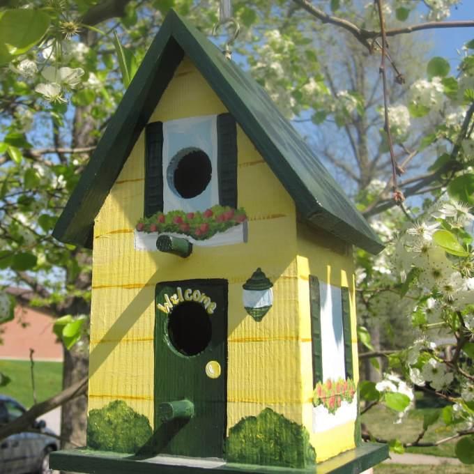 birdhouse design ideas