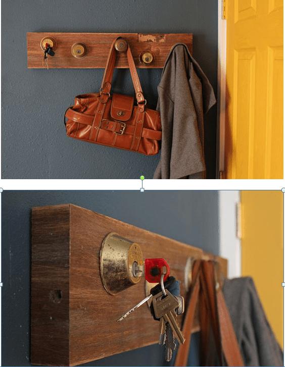 Key Holder Rack