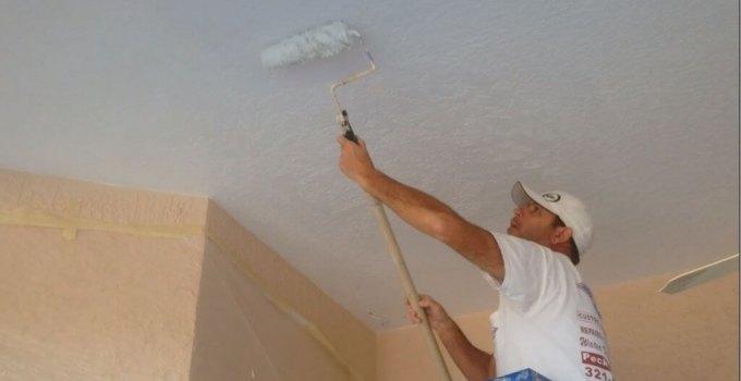 Repair-Textured-Ceiling-Paint-Techniques