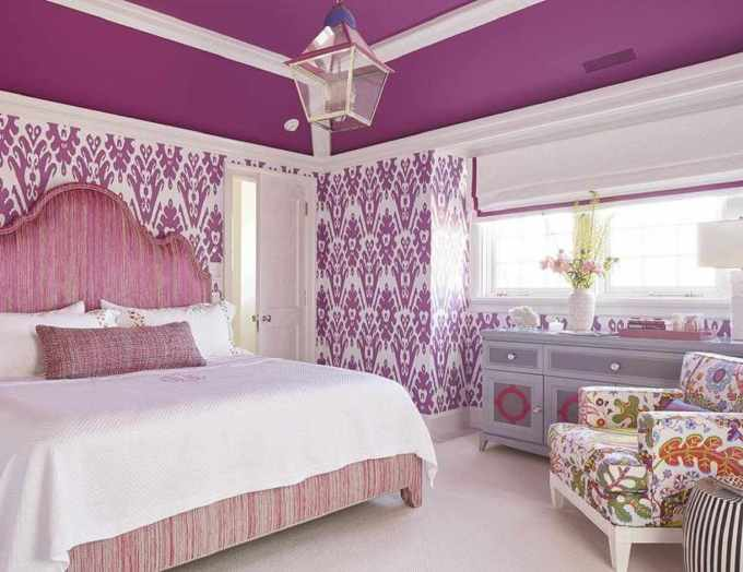 Purple Bedroom Tips and Decorating Ideas