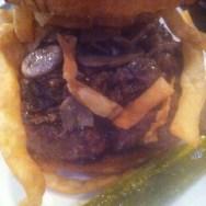 Bulgogi Beef Burger at Slater's 50/50