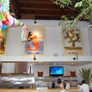 Inside Loteria Grill in Hollywood, CA