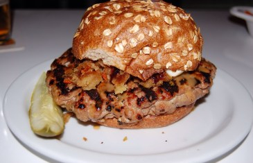 The Thanksgiving Burger