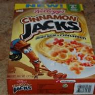 Kellog's Cinnamon Jacks