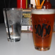 Monkey Knife Fight by Rubicon Brewing at Slater's 50/50