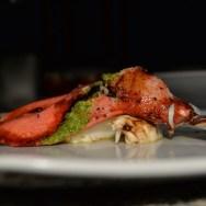 Lobster Caprese at Oliver's Prime