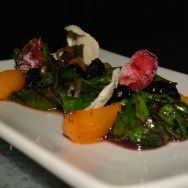 Wilted Beet Greens at Roadhouse LA