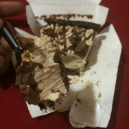 Reese's® Peanut Butter Cup Pie from Jack in the Box®