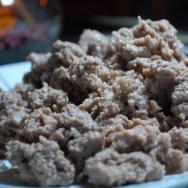 Lion Meat