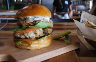 Russian-spiced Double Chicken @ DOMA Kitchen | The Burger Crawl – Ep. 39