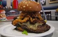 Faux Gras Burger at Slater's 50/50 | The Burger Crawl – Ep. 6