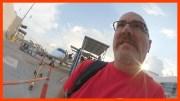 Louisiana to Houston, Plane Rage, Houston to Toronto, Plane food Critique – Ken's Vlog #445