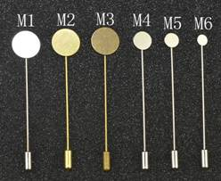Stick in Men's Brooches