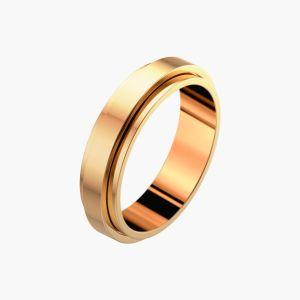 Piaget POSSESSION WEDDING gold rings for men