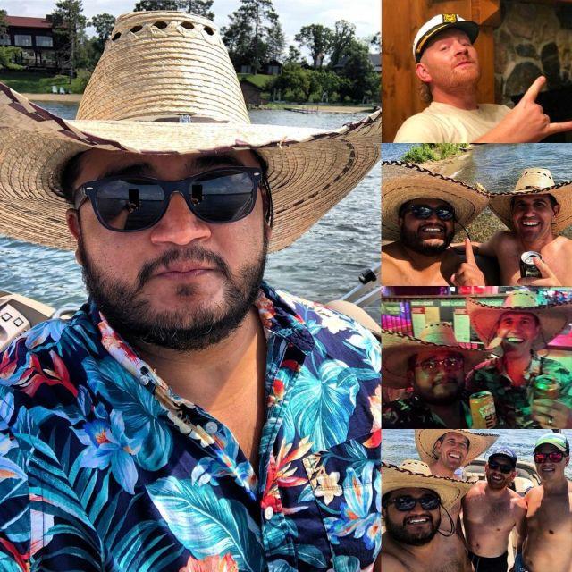 Types of Men's Sailing Hats