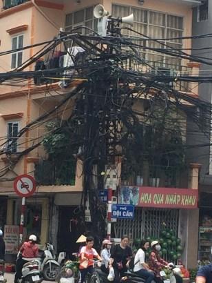 Electricity in Hanoi
