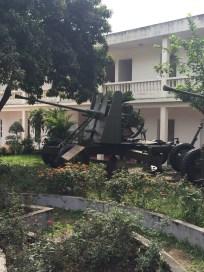 Anti aircraft gun - Hanoi