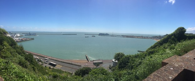 2. Dover Harbour - 09.05.17.