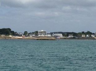 B1.Carnac from the sea 11.6.17.