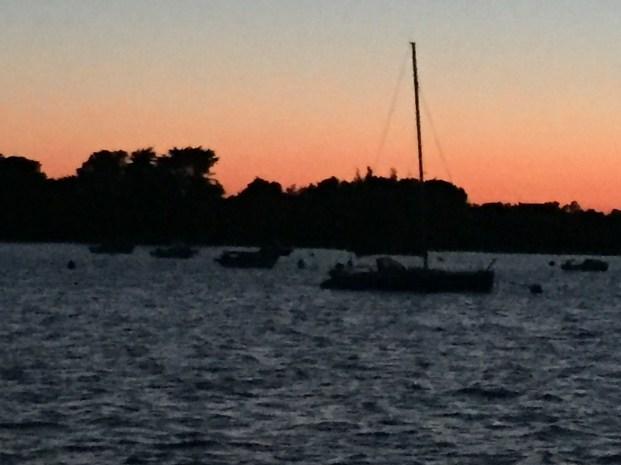 C3. Ile D'arz sunset 17.6.17.
