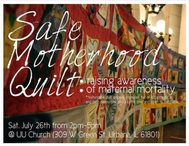 safemotherhood quilt 2