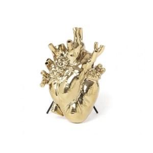 Vaso love in bloom gold seletti