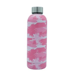 Bottiglia termica Camouflage pink CU | SEEYOU