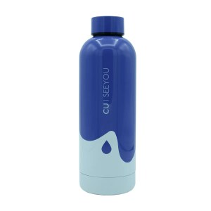 Bottiglia termica Ocean Drop violet CU | SEEYOU