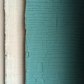 Casement window detail.