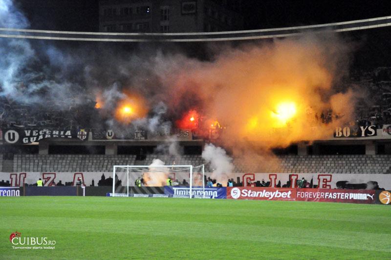 U Cluj-Rapid este cel mai vechi meci posibil în prezent în Liga 1