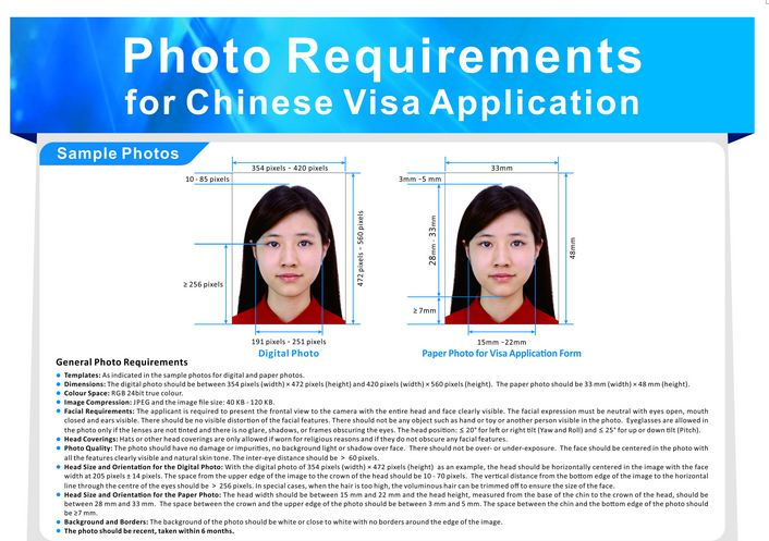 Cum se obtine viza pentru China?