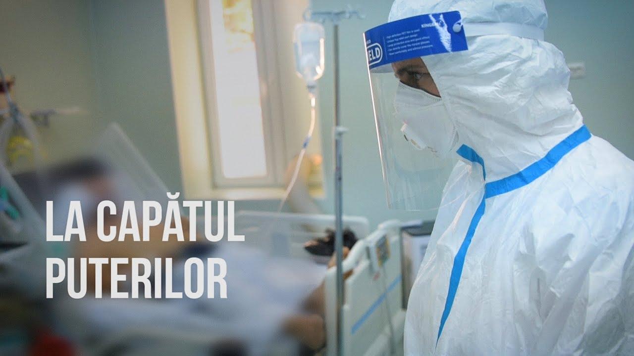 Reportaj dintr-un spital COVID 19