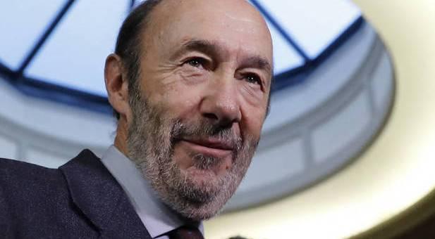 Alfredo Pérez Rubalcaba ha fallecido