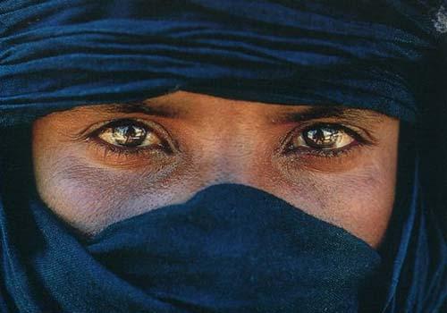 tuareg y khol