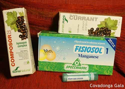 Aliviar los síntomas de la alergia con homeopatía