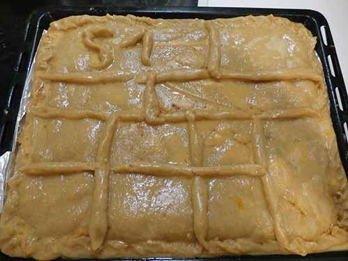 Cómo hacer masa para empanada al estilo asturiano de mamá